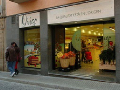 Fruiteria Origo (Cadena de fruiteries)